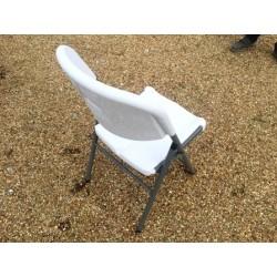 Chaise pliante par lot de 100