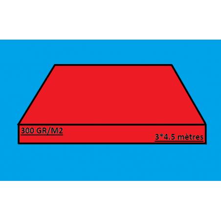 Bâche de toit 3*4.5 mètres - rechange