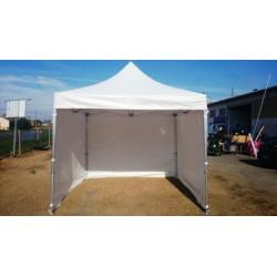 Bâche laterale 3*3 mètres PVC 520 GR/m2