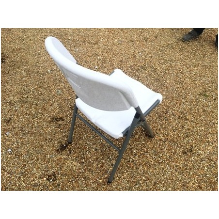 Chaise pliante par lot de 100