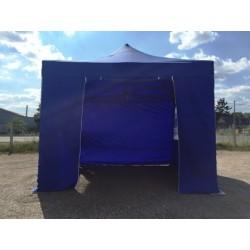 bâches latérales pour barnum 3*3 m bleu