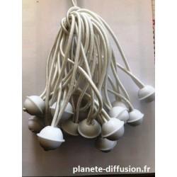 élastiques 16 cm