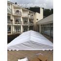 Bâche de toit 5*8 mètres