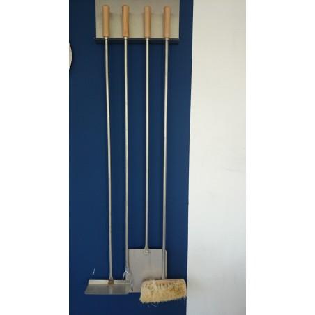 accessoires pour fours à bois