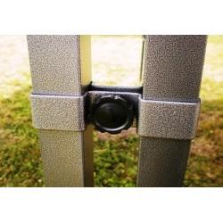 Jonction pour barnum 40/40 mm